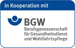 Logo Kooperationspartner der BGW